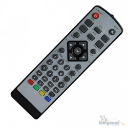 Controle Remoto para Conversor Digital Tomate mcd888 LE7492
